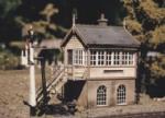 500 Ratio: TRACKSIDE BUILDINGS  GWR Signal Box